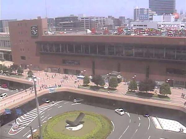 日本宮城縣 - 仙台車站