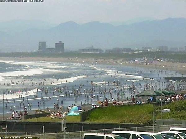 日本神奈川縣 - 湘南海岸