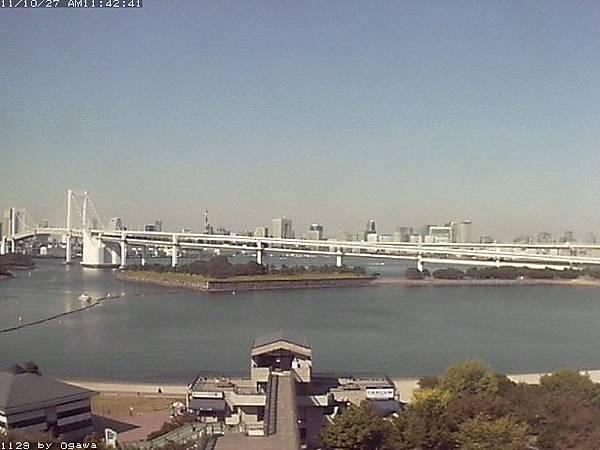 日本東京都 - 台場彩虹大橋