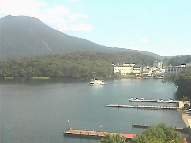 北海道阿寒湖(夏天)