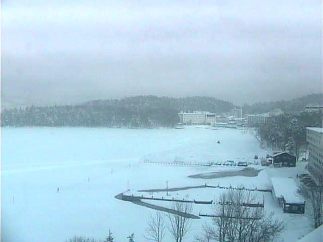 北海道阿寒湖(冬天)