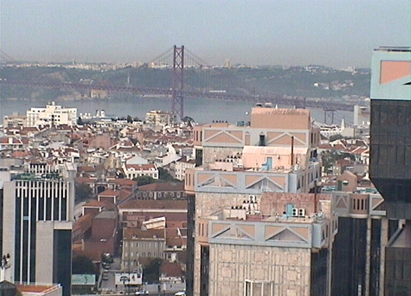 葡萄牙里斯本 - 四月二十五日大橋