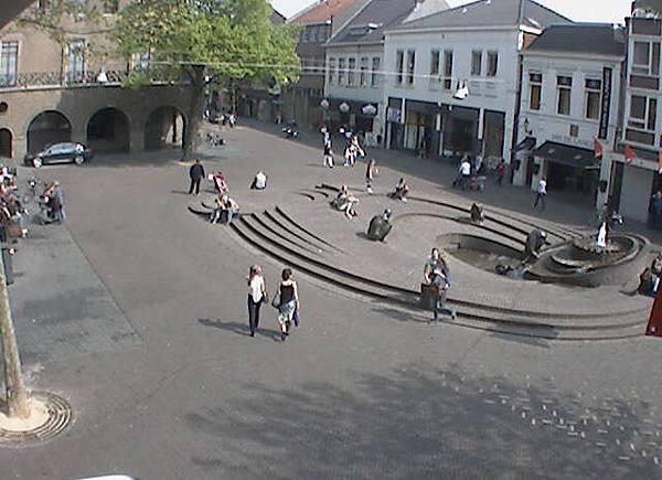 荷蘭恩斯赫德﹝Enschede﹞ - 市政廳廣場