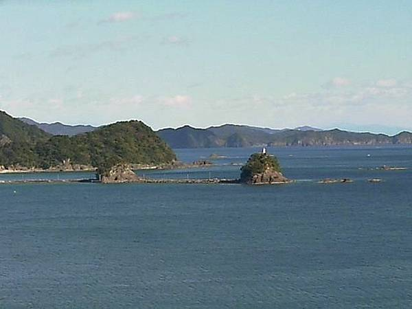 日本高知縣 - 双名島