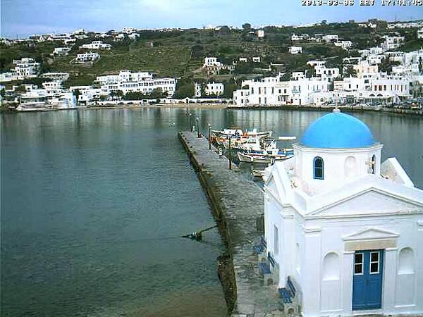 希臘米克諾斯島