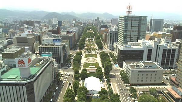 日本北海道札幌 - 大通公園