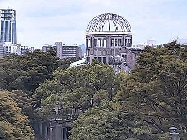 日本廣島市 - 原爆和平紀念公園