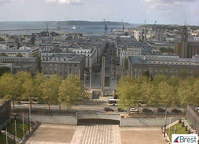 法國布雷斯特(Brest)自由廣場