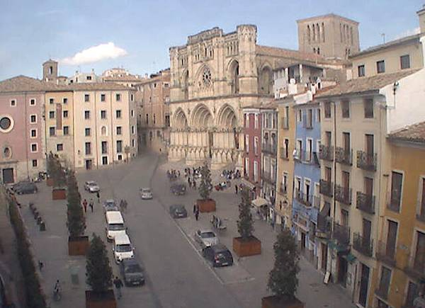 Cuenca Plaza Mayor