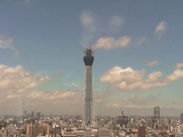 日本東京都 - 天空樹