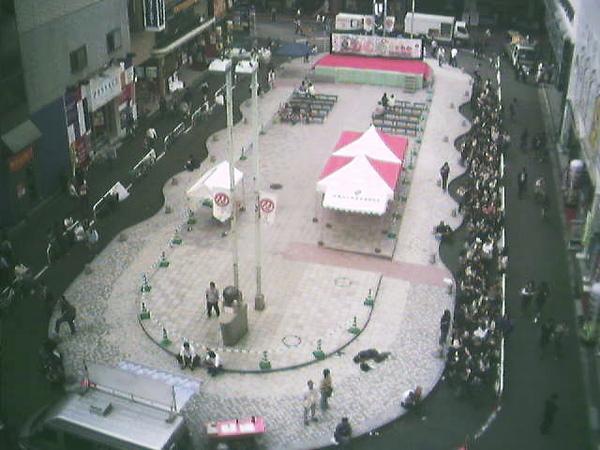 日本東京都 - 歌舞伎町 CineCity 廣場
