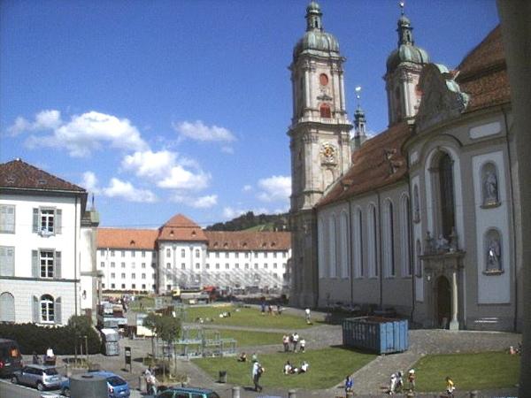 聖加倫修道院