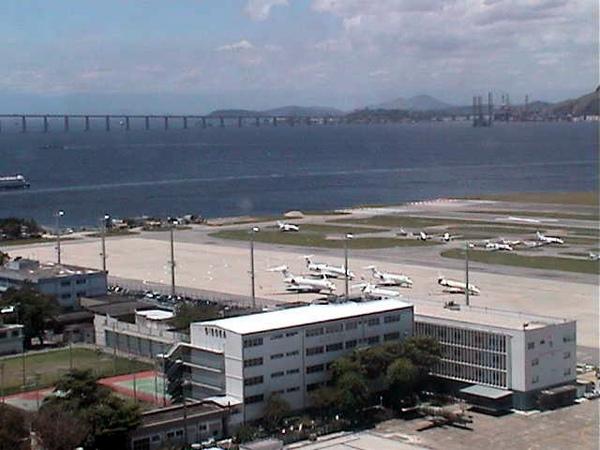 Santos Dumont Regional Airport