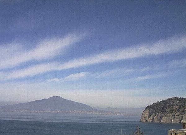 義大利坎帕尼亞 - 維蘇威火山