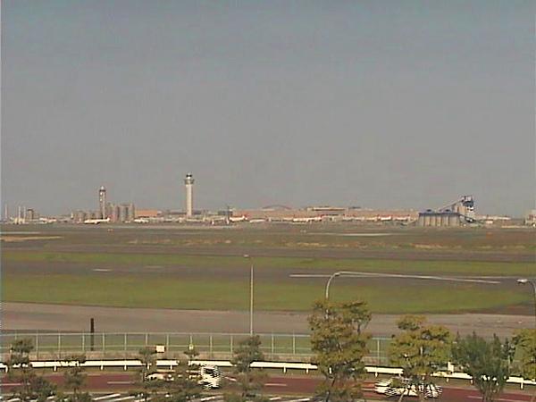 羽田機場全景