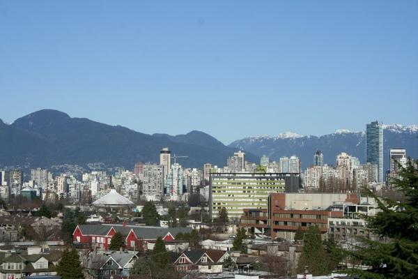 加拿大卑詩省 - 溫哥華
