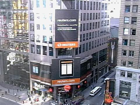 美國紐約州 - 時報廣場