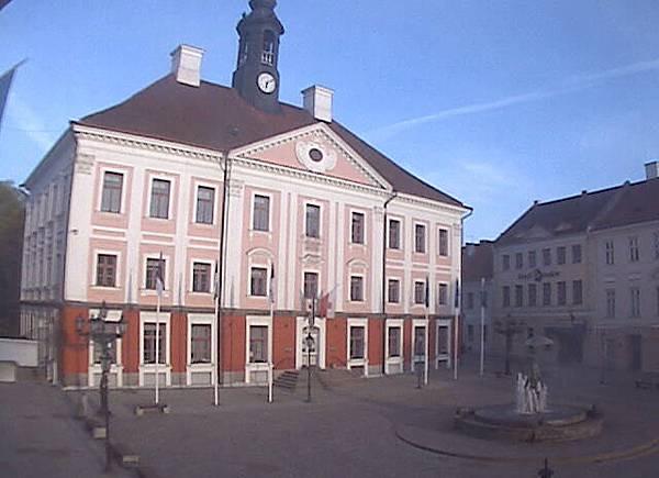 愛沙尼亞塔爾圖 - 市政廳