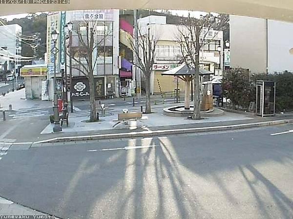 いわき湯本駅前