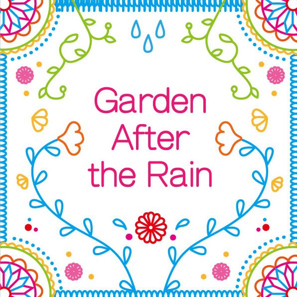 雨後花園紙盒(2cm)