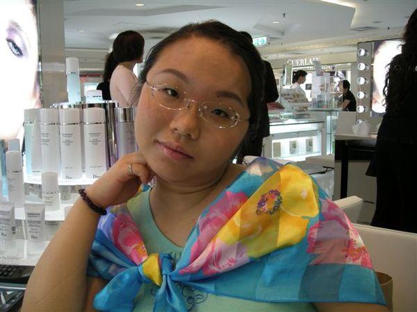 2007年8月Dior彩妝
