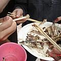 秋刀魚的屍體