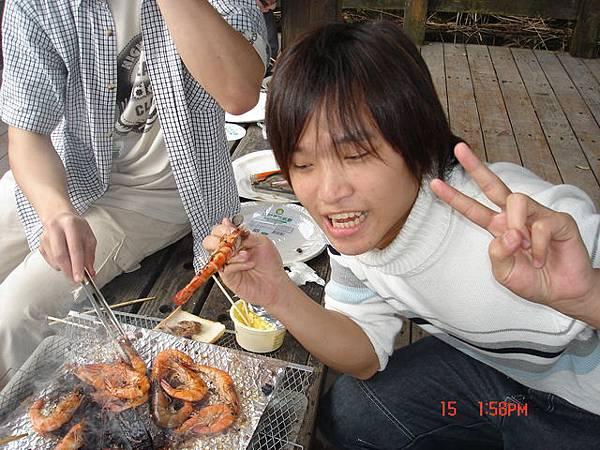 要吃蝦嘍!
