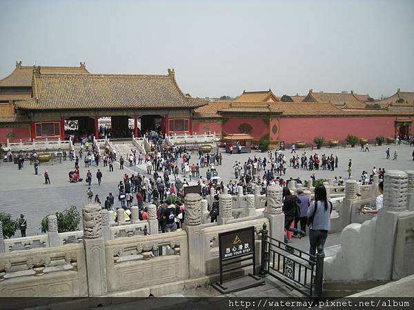 北京人山人海的景點-1