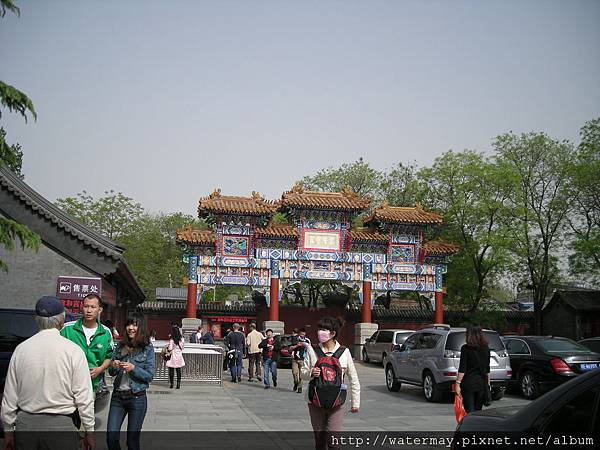 北京人山人海的景點-5