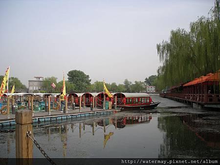 北京搖擼船