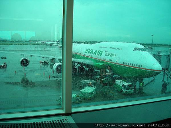 要載我到北京的飛機-1