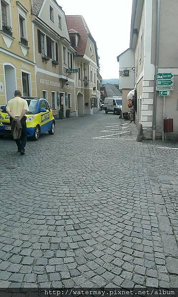 Day2-01奧地利-杜倫施坦(Dürnstein)