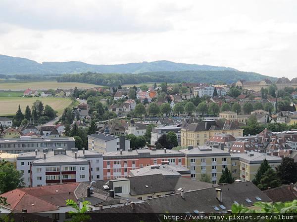 Day2-04奧地利-梅爾克修道院(Stift Melk)