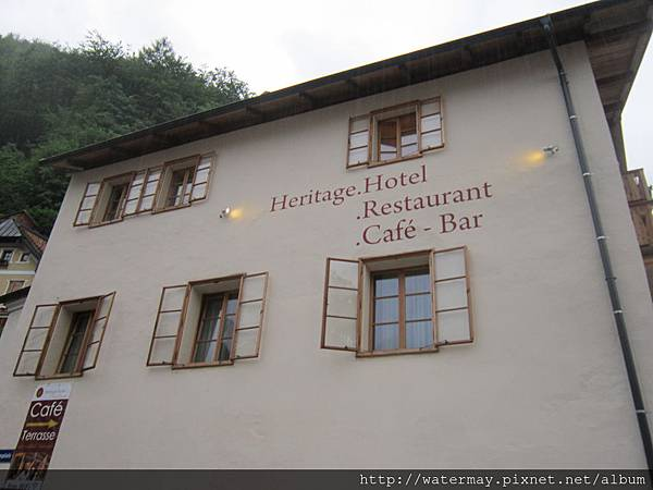 Day2-06奧地利-哈爾施塔特歷史酒店(Heritage Hotel Hallstatt)