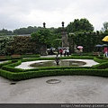 Day3-01奧地利-莎姿堡-米拉貝爾花園(Schloss Mirabell)