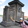 Day6-04 捷克-查理大橋(Karlův most)及布拉格