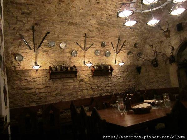 Day6-06 捷克-地窖餐廳(Restaurant Zlate Konvice)