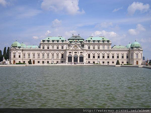 Day8-02奧地利-施瓦岑貝格皇宮(Palais Schwarzenberg)