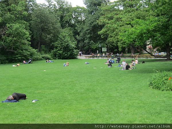 Day8-05奧地利-維也納城市公園(Wiener Stadtpark)