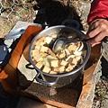 武陵賞楓趣-煮鍋熱湯暖暖身子