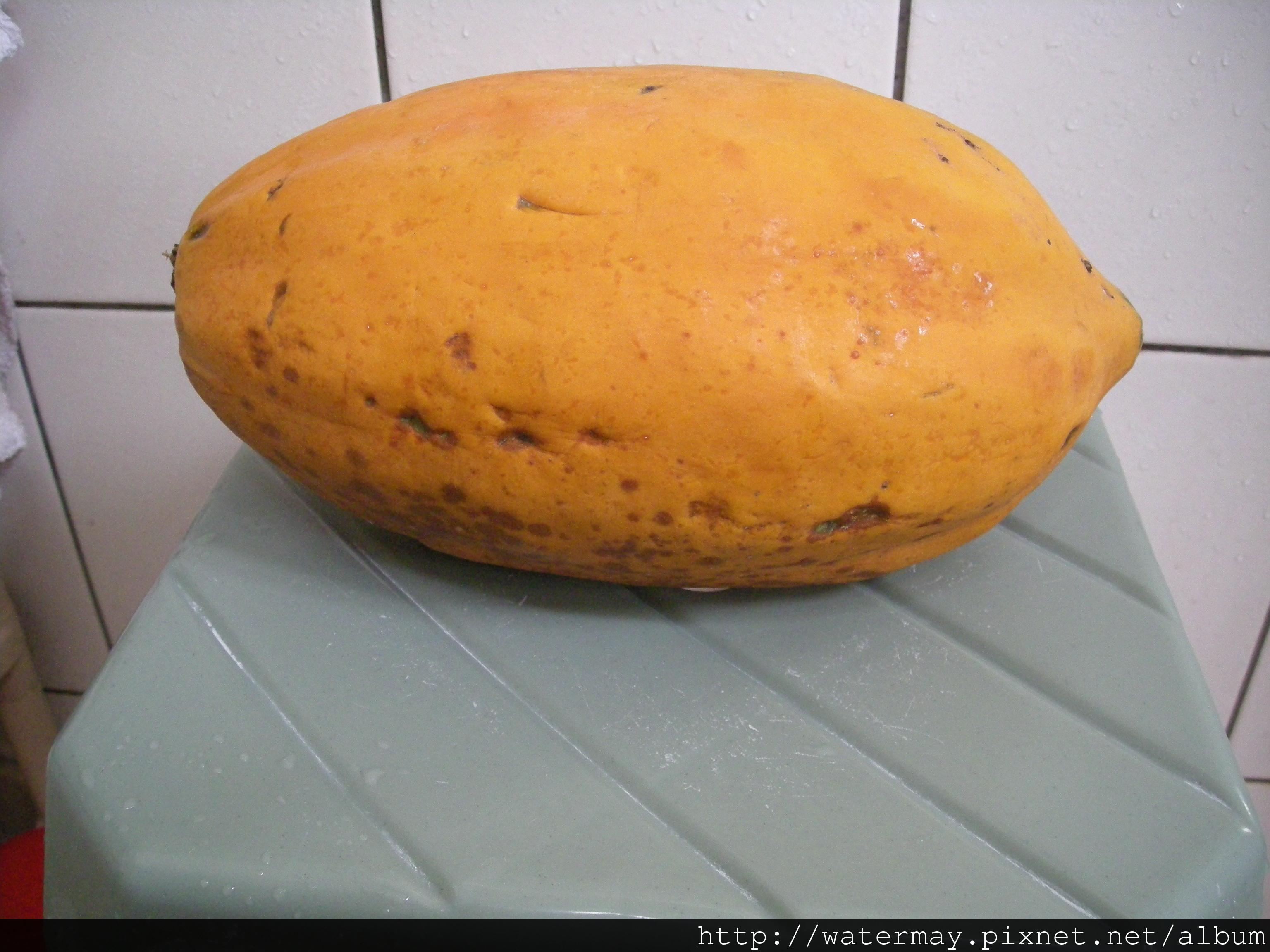 有機大木瓜