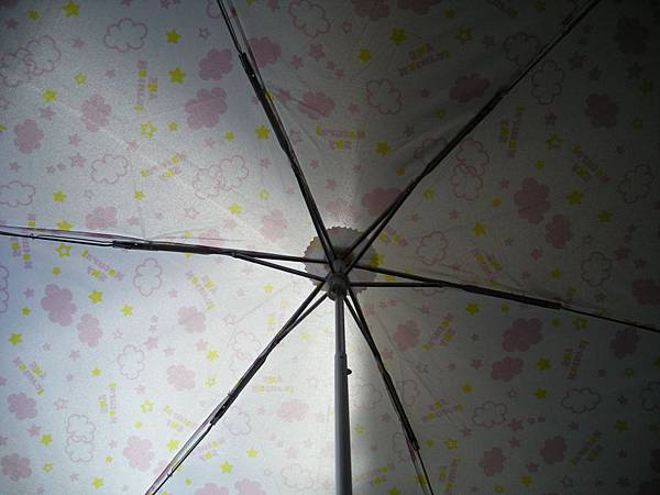 雲雲防風傘