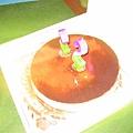所謂的生日蛋糕
