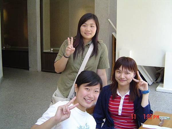 篠惠 ˙季翎 ˙欣宜學姐