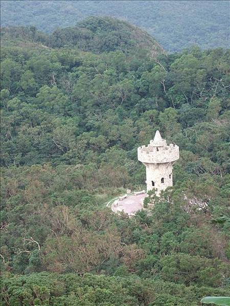 遠方有一座城堡