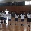 學妹們的Keroro開場舞