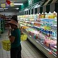 馬來的超市