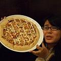[好大的披薩]昝@遇見黑手黨