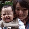 哈哈~他是在笑喔~是笑!!!
