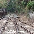 集集線火車 快到龍泉的路上